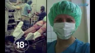 Медсестра выложила фото обнаженного пациента в инстаграмм