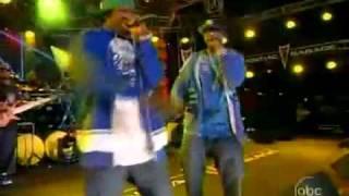 "50 Cent ""I Get Money"" on Jimmy Kimmel Live 9-11-07"