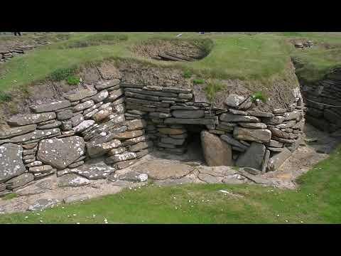 Skara Brae 3100 BC -Orkney - Scotland