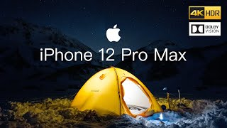 iPhone12 Pro Max能拍出怎样的画面? 4K HDR 「Links」