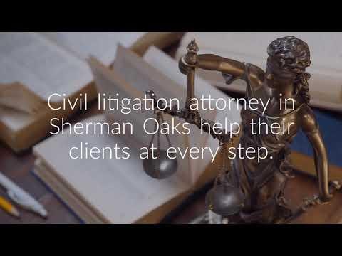 Kermisch & Paletz, LLP Sherman Oaks CA - Litigation Lawyer