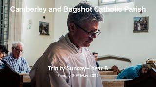 Homily Trinity Sunday Year B