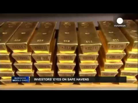 Investors turn to precious metals as safe havens - Business Middle East