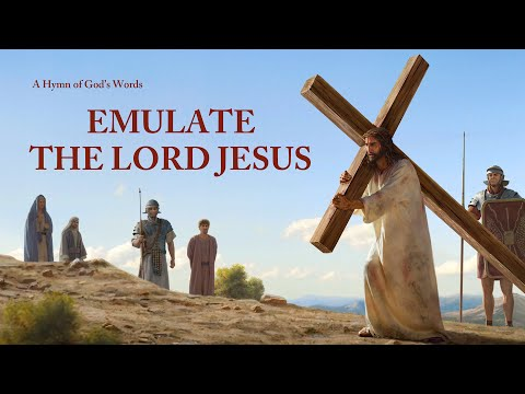 """Song About Jesus   """"Emulate the Lord Jesus""""   Jesus Christ Is My Beloved"""