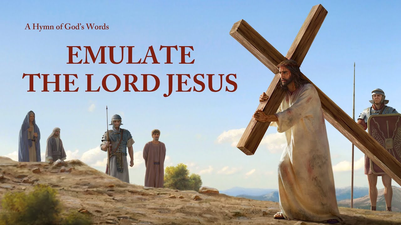 """English Christian Song   """"Emulate the Lord Jesus"""""""