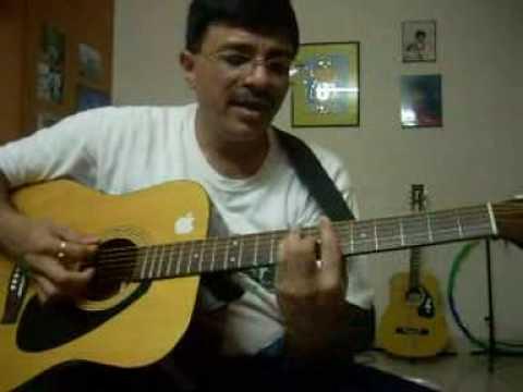 O Butterfly Illayaraja Guitar Chords Tamil Song Lesson by Suresh