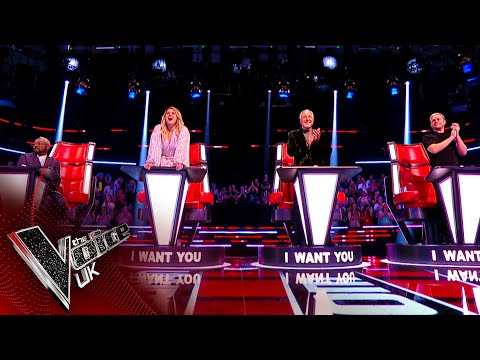 Every Four Chair Turn from the Blind Auditions! | The Voice UK 2020