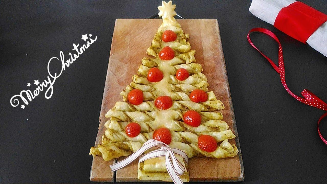 Albero Di Natale Pasta Sfoglia.Albero Di Sfoglia Salato Rita S Kitchen