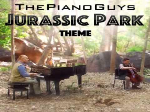 Jurassic Park Theme.mid Midi file 20 kB