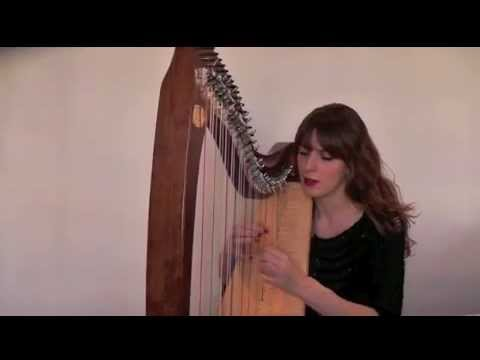 Sweet Disposition - The Temper Trap cover - by Jharda The Singing Harpist