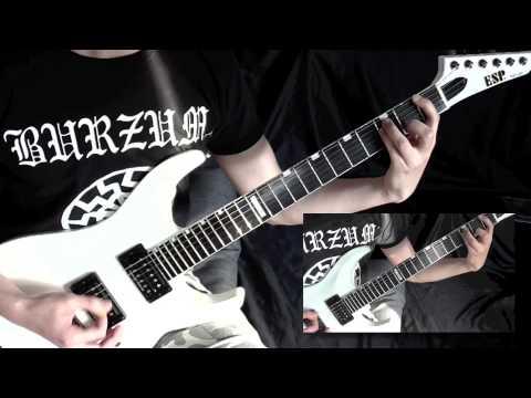 Burzum - A Lost Forgotten Sad Spirit Guitar Cover