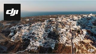 DJI -  Greek Paradise Seen From the Sky