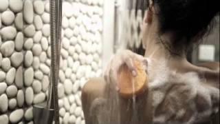 virtual Addiction - Public Service Announcement in the shower.