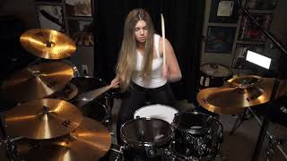 TOOL 'The Grudge' drum cover~Brooke C