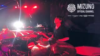 Yasuhiro Mizuno Drum Cam - SABER TIGER - Distant Signals - OBSCURE ...