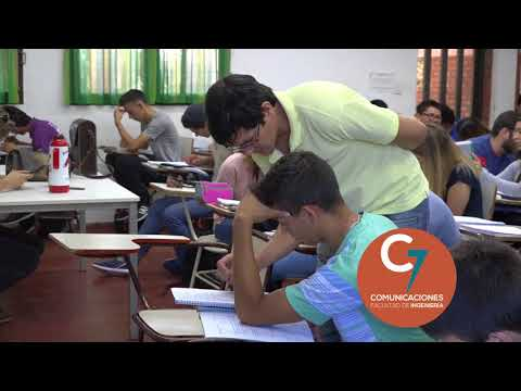 Cursillo de Ingreso en la Facultad de Ingeniería