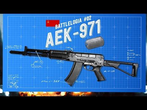 """Battlelogia #02 › BF4: AEK-971: """"A queridinha"""""""