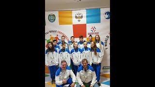 Большой успех израильских спортсменов в России
