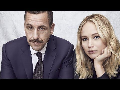 Actors on Actors: Jennifer Lawrence and Adam Sandler (Full Video)