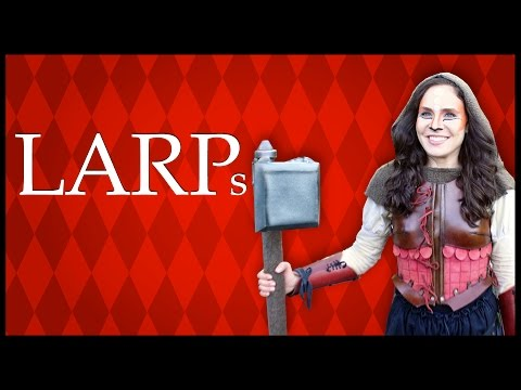 En Garde  | LARPS Season 2 | Episode 1