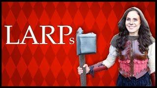 En Garde  | LARPS Season 2 | Episode 1