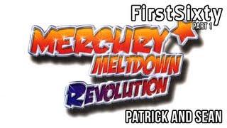 FirstSixty: Mercury Meltdown Revolution (Wii) (Part 1)