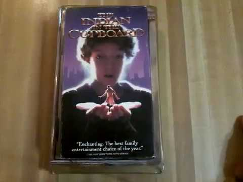 Indian In The Cupboard 2 Vhs Review Youtube