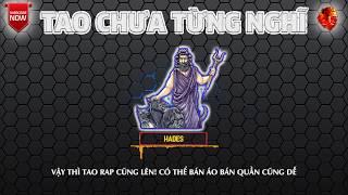 TAO CHƯA TỪNG NGHĨ - Hades   Diss (MC.Gem, HưngKudo, Sói Bạc)   Video Lyrics