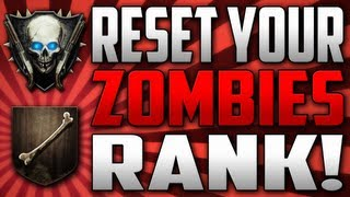 Black Ops 2 Zombies: How to reset your rank