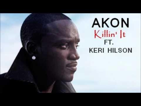 Akon  Killin it Ft Keri Hilson No Tags 2014 !!