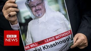 Jamal Khashoggi disappearance: Last column published - BBC News