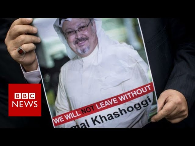 Jamal Khashoggi disappearance: Last column published - BBC News