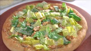 Pizza Hut - Chicken Caesar Salad Pizza