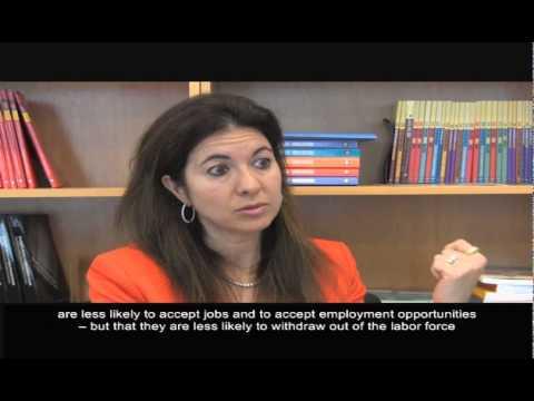 Does unemployment insurance hurt job mobility?: Adriana Kugler (Pt.2:3/4)