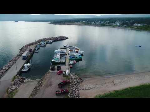 Nova Scotia by Drone in 4K