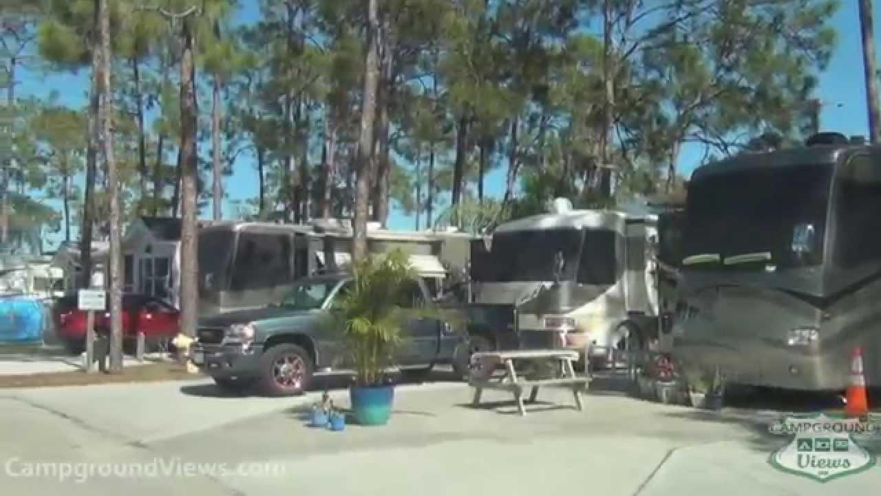 Campgroundviews Com Woodsmoke Camping Resort Fort Myers