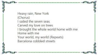 Chumbawamba - Home With Me Lyrics