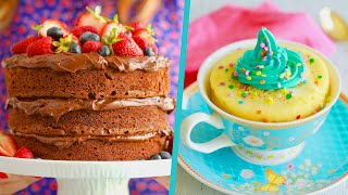 No Oven? No Problem! 21 Cakes You Can Make in the Microwave