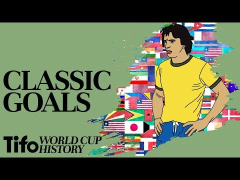Bryan Robson & Eder 1986 WC Goals A History Of The World Cup