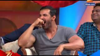 John Abraham On The Sets Of Chala Hawa Yeu Dya Part 03