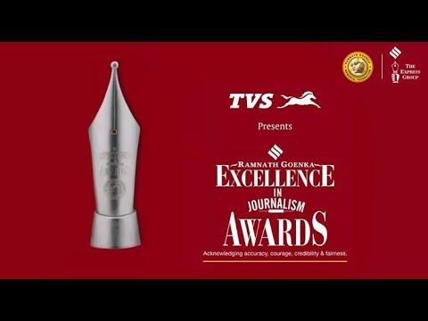 Ramnath Goenka Excellence In Journalism Awards 2019