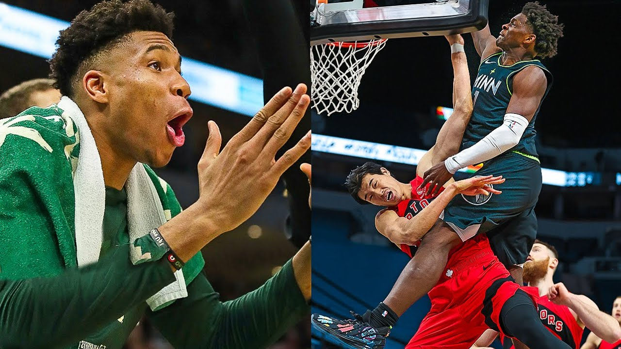 """NBA """"Most DISGUSTING Dunks of Last 4 Seasons!"""" MOMENTS"""