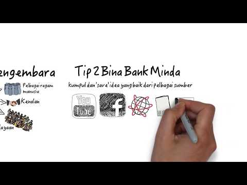 3 tip membentuk pemikiran kreatif