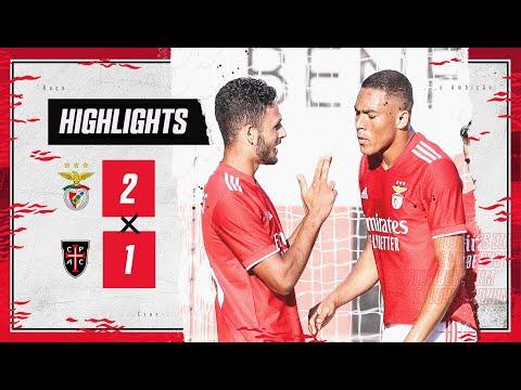 RESUMO: SL Benfica 2-1 Casa Pia AC