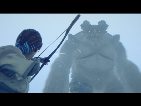 Prey for the Gods - PC game like Shadow of Colossus - No release date yet