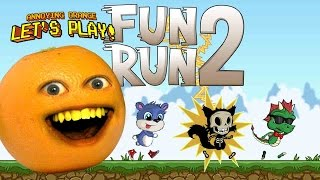 Annoying Orange Plays - FUN RUN 2