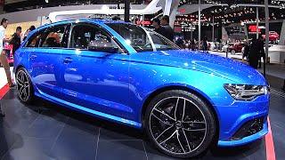 2016, 2017 Audi RS6, new Audi RS6 2016, 2017 model