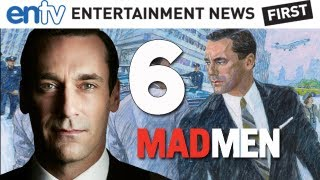 Mad men season 6 preview : jon hamm don draper secrets, peggy is back interview - entv