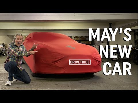 James May has bought a new car!