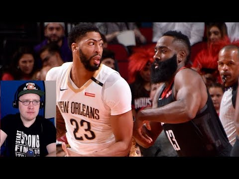 Julius Randle + Carmelo Anthony Debut! Houston Rockets vs New Orleans Pelicans Highlights Reaction